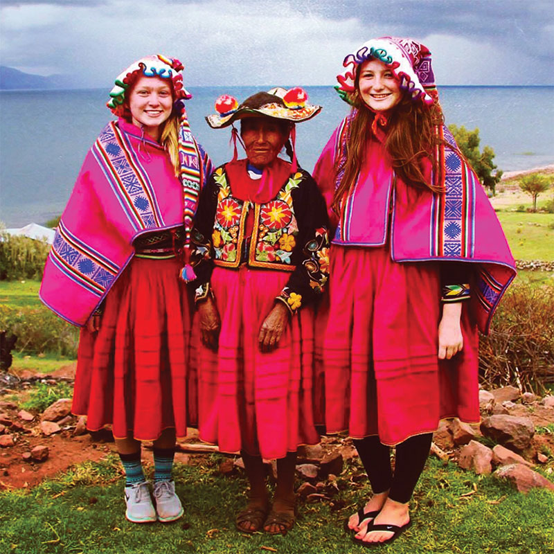 gap year south america