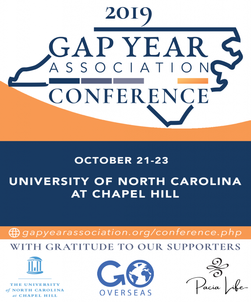 GAP YEAR CONFERENCE