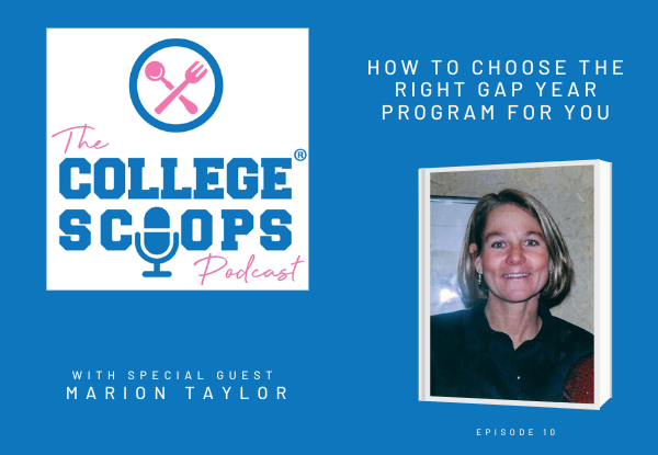 marion taylor gap year podcast