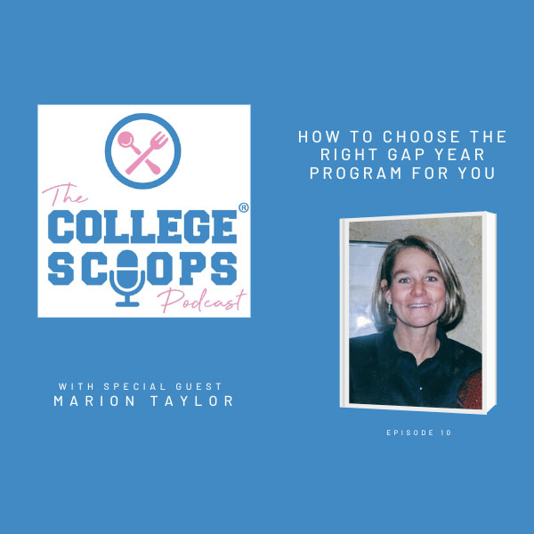 Podcast - Choosing a Gap Year Program That's the Right Fit for You